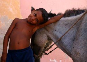 enfant:cheval