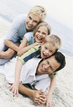 famille plage valerie